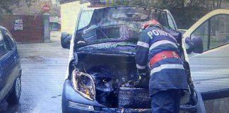 incendiu auto Beiuș 1~2-800x493
