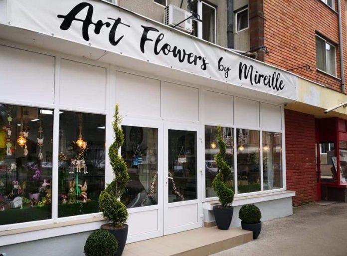 Florăria Art Flowers by Mireille! Aleșd
