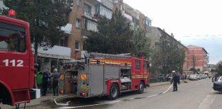 Incediu apartament din Aleșd-800x450