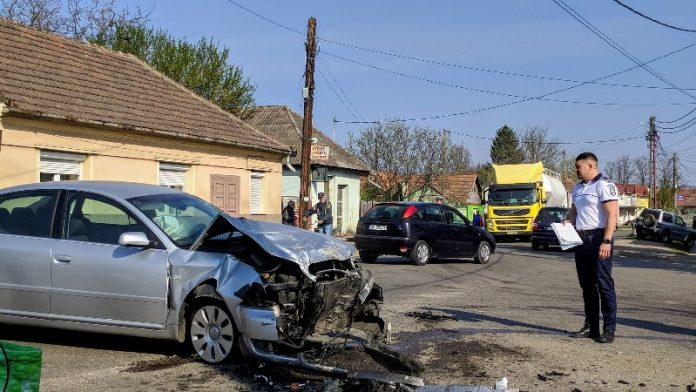 accident Tileagd 9.04.2018