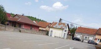 parcare Aleșd nouă