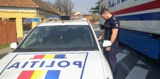 poliția orașului Aleșd 2