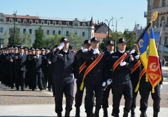 """Inspectoratul pentru Situaţii de Urgenţă """"CRIŞANA"""" al judeţului Bihor"""