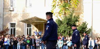 Ziua Porţilor Deschise la Jandarmeria Bihor