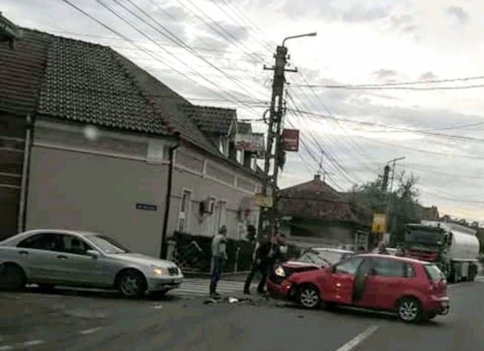 accident Aleșd 20.05.2019