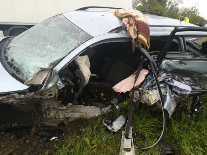 accident Borod 08.05.2019