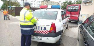 Poliția Aleșd amenzi 2