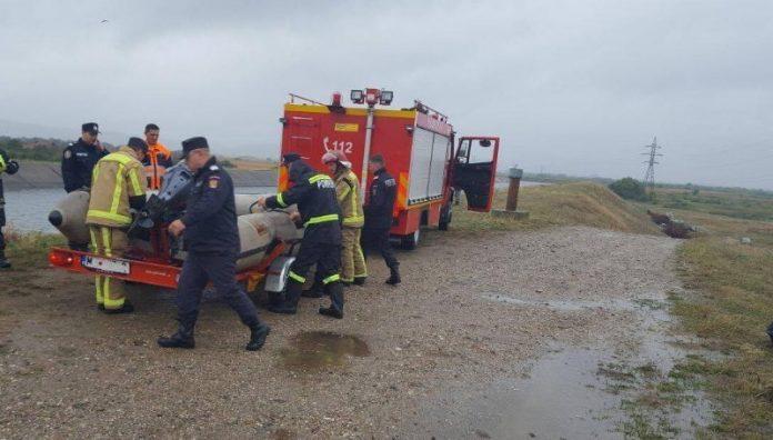 pompieri baraj salvare inec