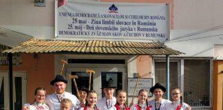 ziua limbi slovace din România