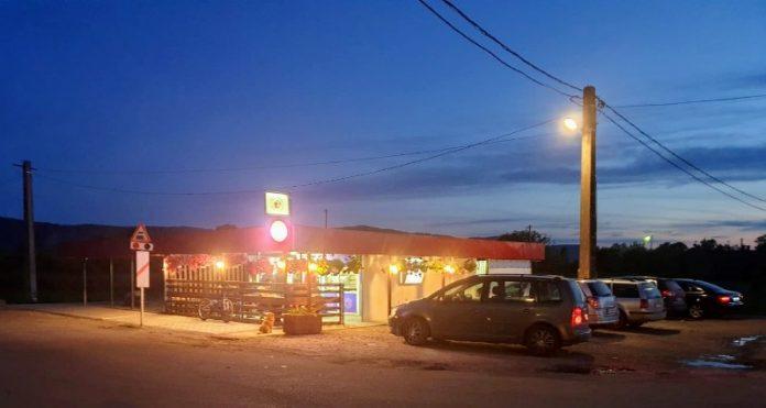 """""""La Strada"""" primul fast-food deschis non-stop în Aleșd"""