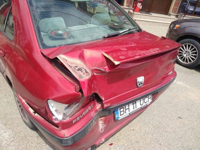 Accident Aleșd 3