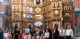 Preotul paroh Ovidiu Bocșan