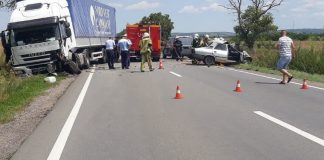 accident mortal Oradea