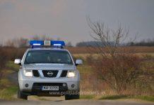 polița frontieră Borș