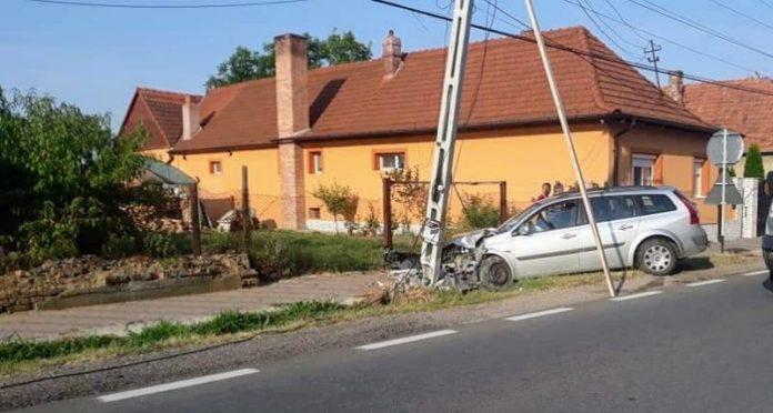 Accident în Urvind