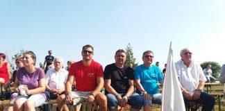 Bihoreni la forumul din Alsónyék, Ungaria