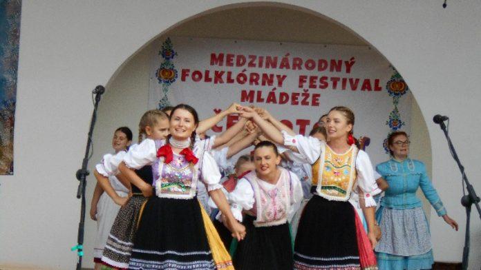 FESTIVALUL INTERNAȚIONAL AL TINERETULUI SLOVAC