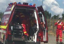 accident Şinteu 5