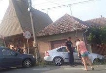 Accident la Uileacu de Criş