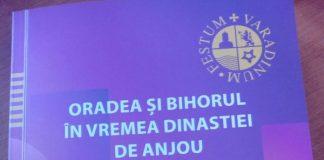 """Lansare de carte: """"Studii despre istoria Ţării Bihorului"""", volumul V"""