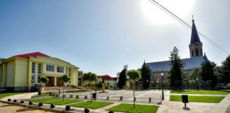 orașul Aleșd 2019