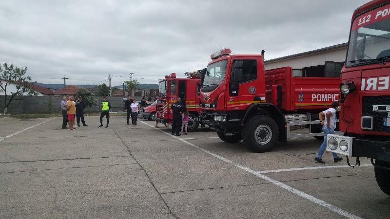 stația de pompieri din Aleșd 5