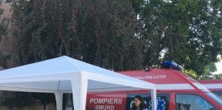 Activități desfășurate de pompierii militari în cadrul Campaniei🔟 PENTRU SIGURANȚĂ