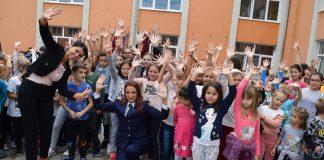 Elevii din școlile Aleșdene -8