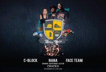 Nana și C-Block vin la Oradea
