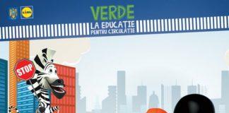 Verde la educație pentru circulație
