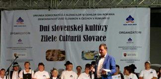 Zilele Culturii Slovace – Oradea 2019