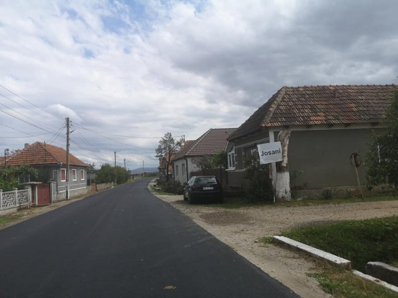 asfaltare Alesd - Aștileu