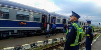 polița CFR