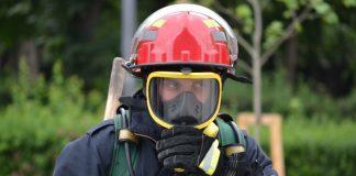 pompier militar