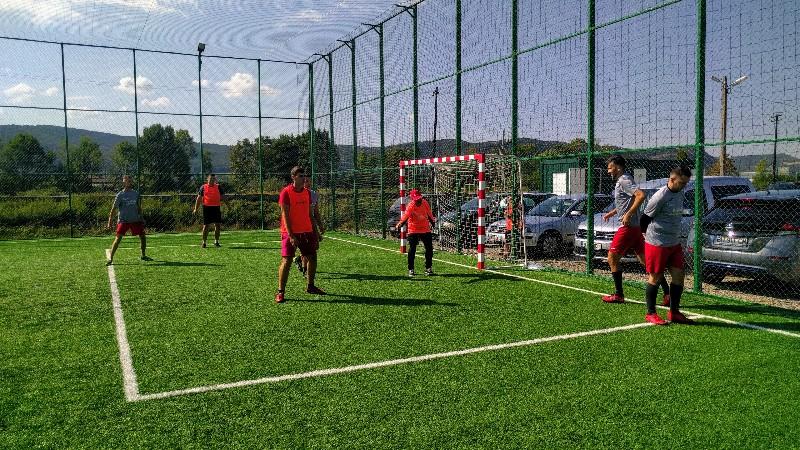 teren fotbal sintetic Astileu