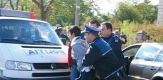 Reținut de politie