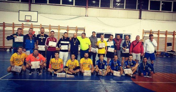 Asociatia Judeteană de Fotbal-Tenis Bihor