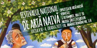 Expoziţie Naţională de Artă Naivă la la sediul Muzeului Ţării Crişurilor din Oradea