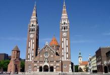 Piata Domului Szeged