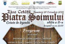Primăria Orașului Aleșd organizează Ziua Cetății Piatra Șoimului, Cetate de legendă