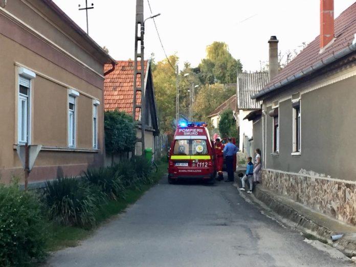accident bicicleta Aleșd