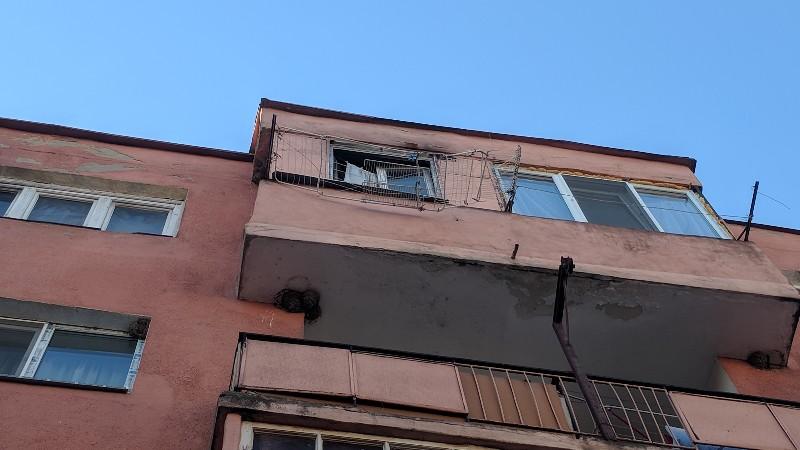 căzut etajul 4 Aleșd-5