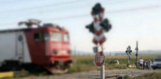 cale ferată trecere