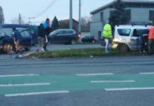 Accident grav pe Soseaua Borsului din Oradea