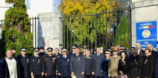 100 de ani de la înfiinţarea Şcolii de Jandarmi Oradea Mare