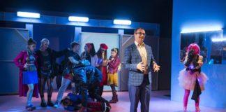 Exploziv, o premieră pentru tineri, la Teatrul Arcadia