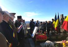 Eroul Iosif Silviu Fogoraşi comemorat la Aleșd