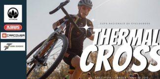 """Concursul de biciclete """"Thermal Cross"""", la Băile Felix"""