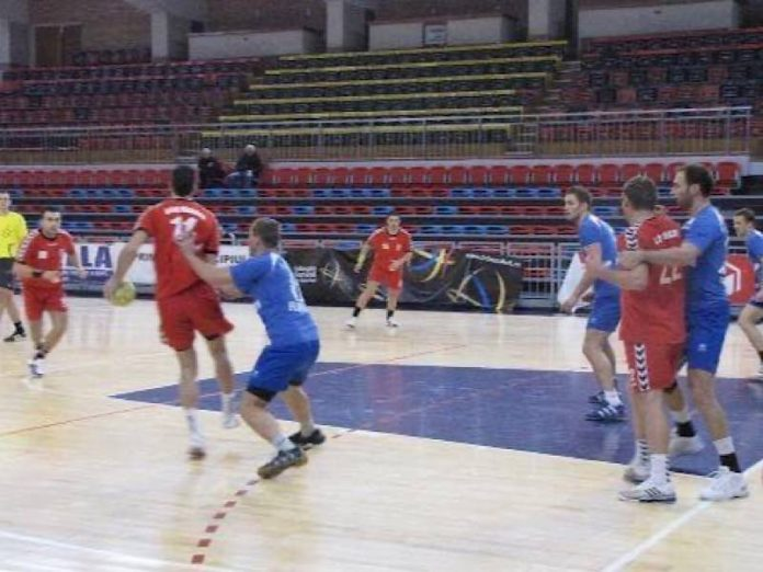 Echipa de handbal masculin CSM Oradea