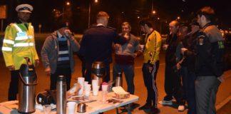 CAFEA, CEAI ȘI RECOMANDĂRI PREVENTIVE, OFERITE DE POLIȚIȘTII BIHORENI ȘOFERILOR